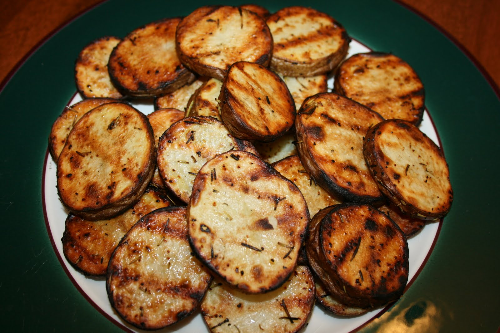 shallots and potatoes grilled potatoes with smoked paprika grilled ...