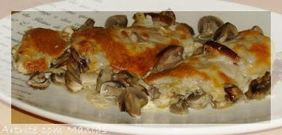 Maruca Gratinada com Cogumelos Maruca3