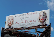 Christina Aguilera's Album advert depicts the same picture used for her .