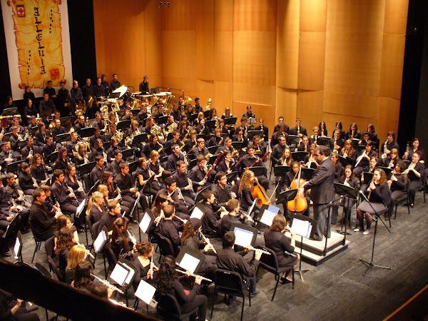 Banda Sinfónica del Conservatorio Profesional de Alicante