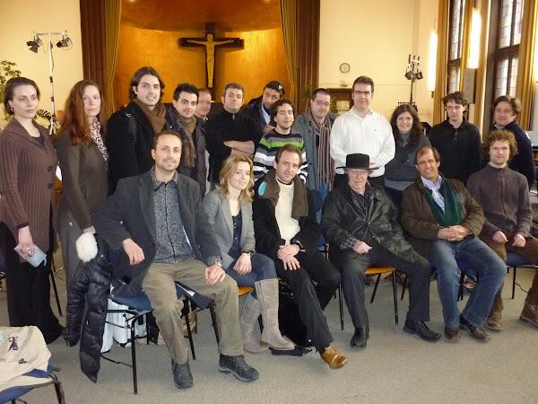 Master Class con Jorma Panula en Berlin