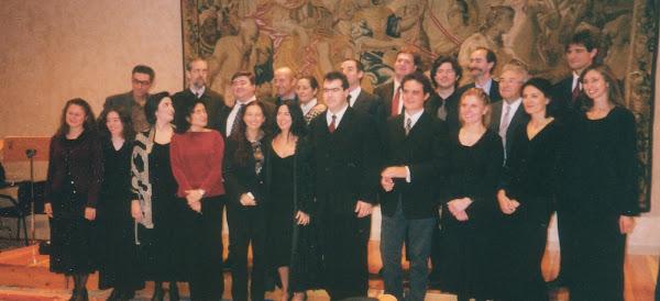 Teatro Real de Madrid - COMA 2001