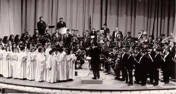 Preludios, intermedios y coros de zarzuelas - Teatro Calderón de Alcoy - 1992