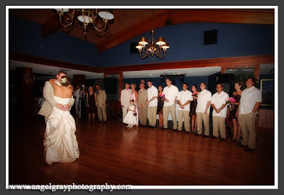 Eau Gallie Yacht Club Wedding Pictures