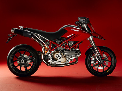 ducati hypermotard - extreme and thrilling to ride
