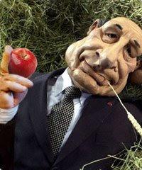 Un(e) catholique peut-il/ elle m´expliquer l´Immaculée Conception Chirac+pommes
