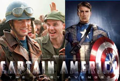 Captain America - Best Movies 2011
