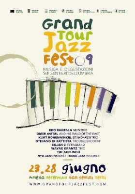 Grand Tour Jazz Fest 2009