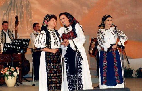 Veta Biriș, Maria Golban și Marinela Zegrean Istici
