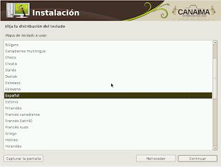 Instalación-Canaima