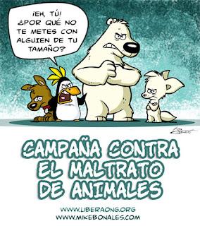 Los animales no son objetos