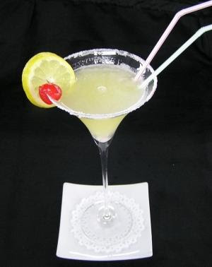 Recetas cocteles copas bebidas recetas de un c ctel for Preparacion de margaritas