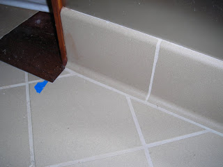Ceramic tile baseboard installation tile design ideas for Mid century modern baseboard