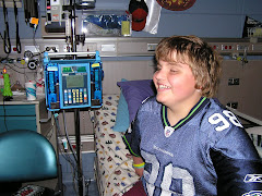 Grant at Children's Hospital