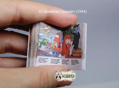 libro miniatura casimiro