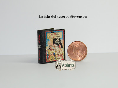 Treasure Island Minibook