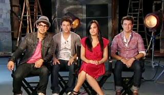 Jonas Brothers on Good Morning America,