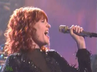 Florence and the Machine on SNL.