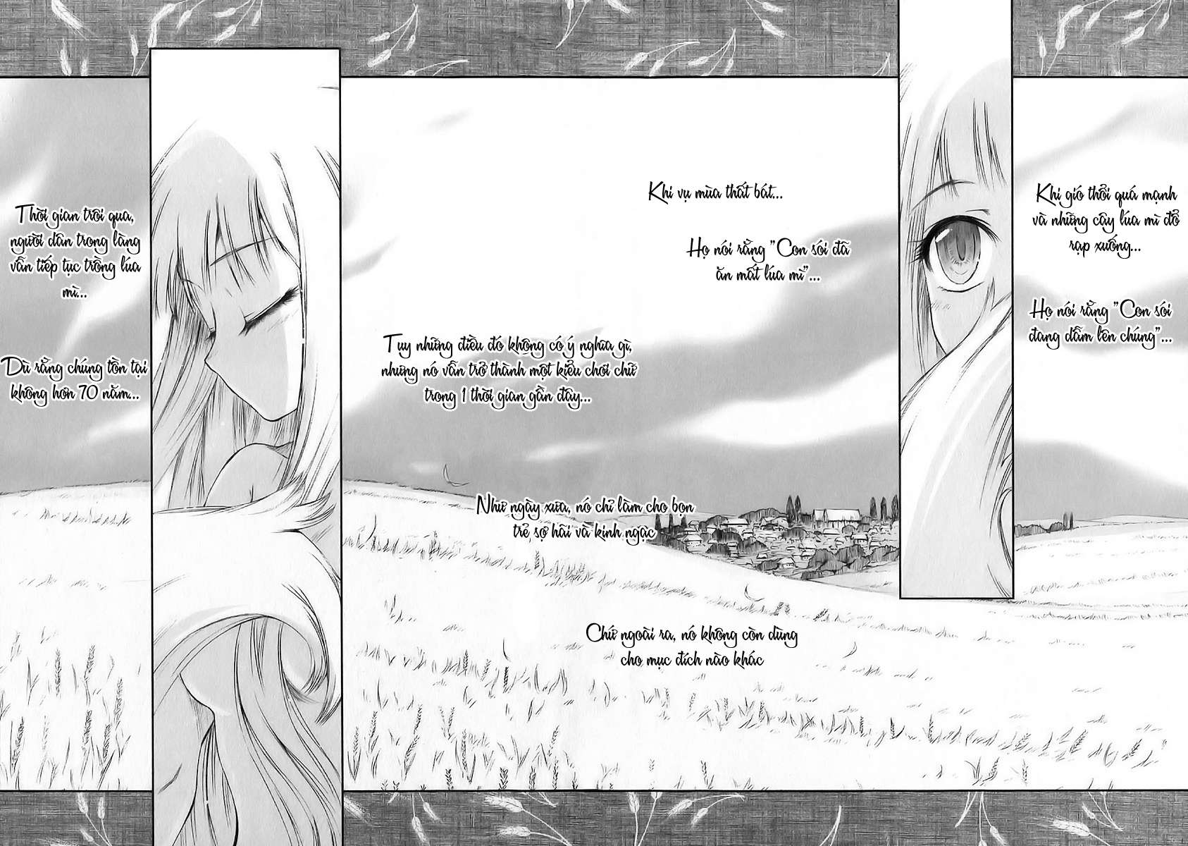 Ookami to Koushinryou (Wolf and Spice) - Ookami to Koushinryou (Wolf and Spice) Chapter 001 - Pic 13