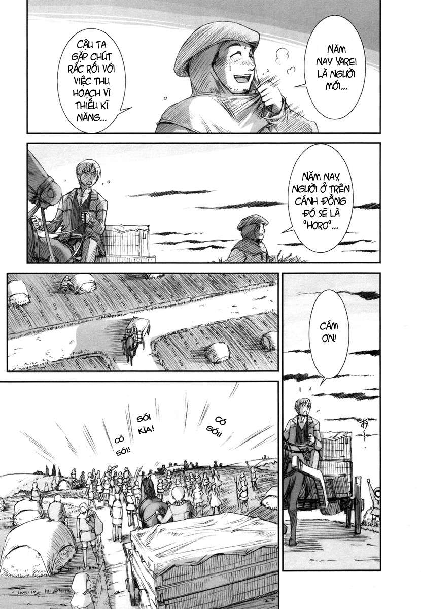 Ookami to Koushinryou (Wolf and Spice) - Ookami to Koushinryou (Wolf and Spice) Chapter 001 - Pic 25