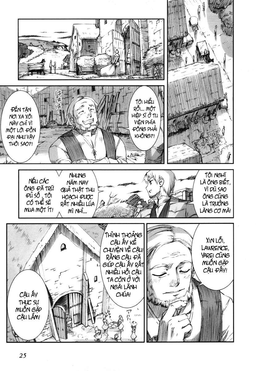Ookami to Koushinryou (Wolf and Spice) - Ookami to Koushinryou (Wolf and Spice) Chapter 001 - Pic 29