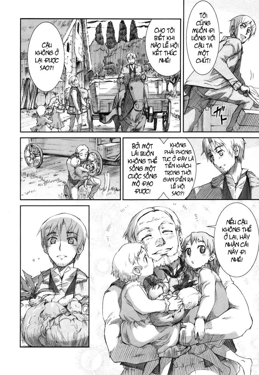 Ookami to Koushinryou (Wolf and Spice) - Ookami to Koushinryou (Wolf and Spice) Chapter 001 - Pic 30