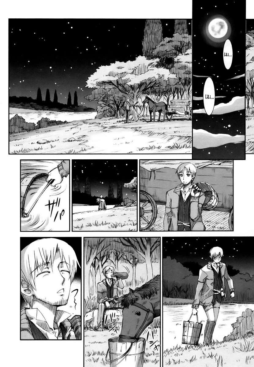 Ookami to Koushinryou (Wolf and Spice) - Ookami to Koushinryou (Wolf and Spice) Chapter 001 - Pic 34