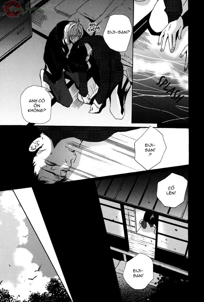 Elemental: Chapter 1: Oneshot