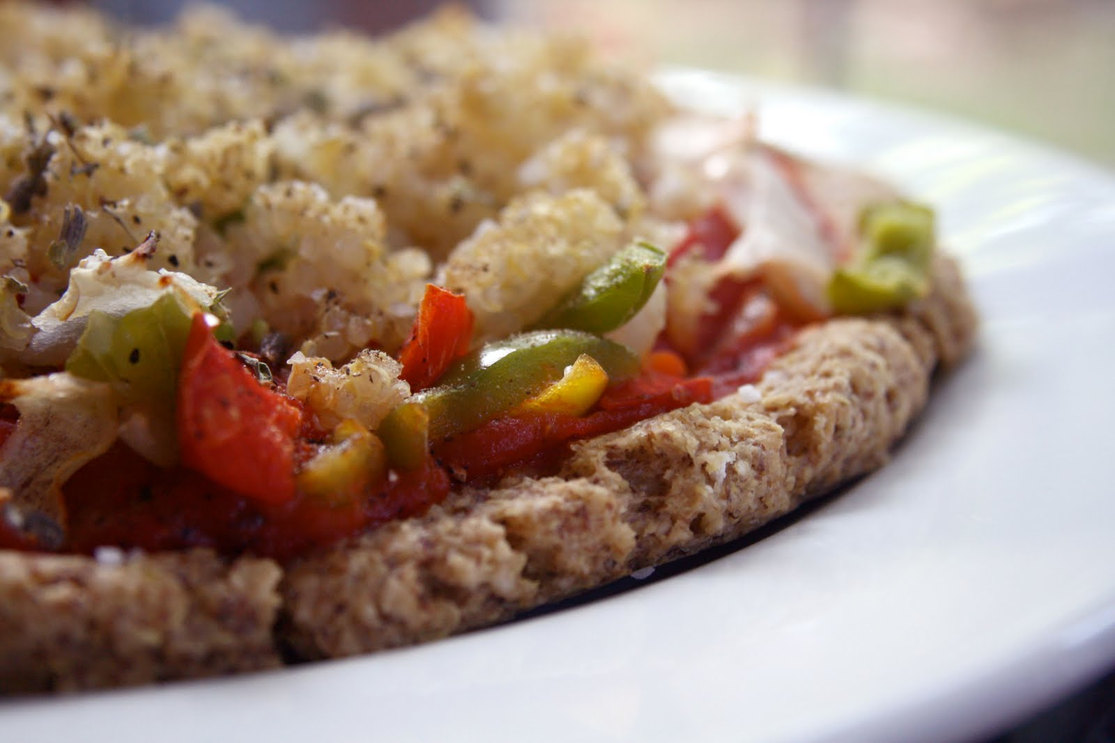 Quinoa Flatbread Recipe — Dishmaps
