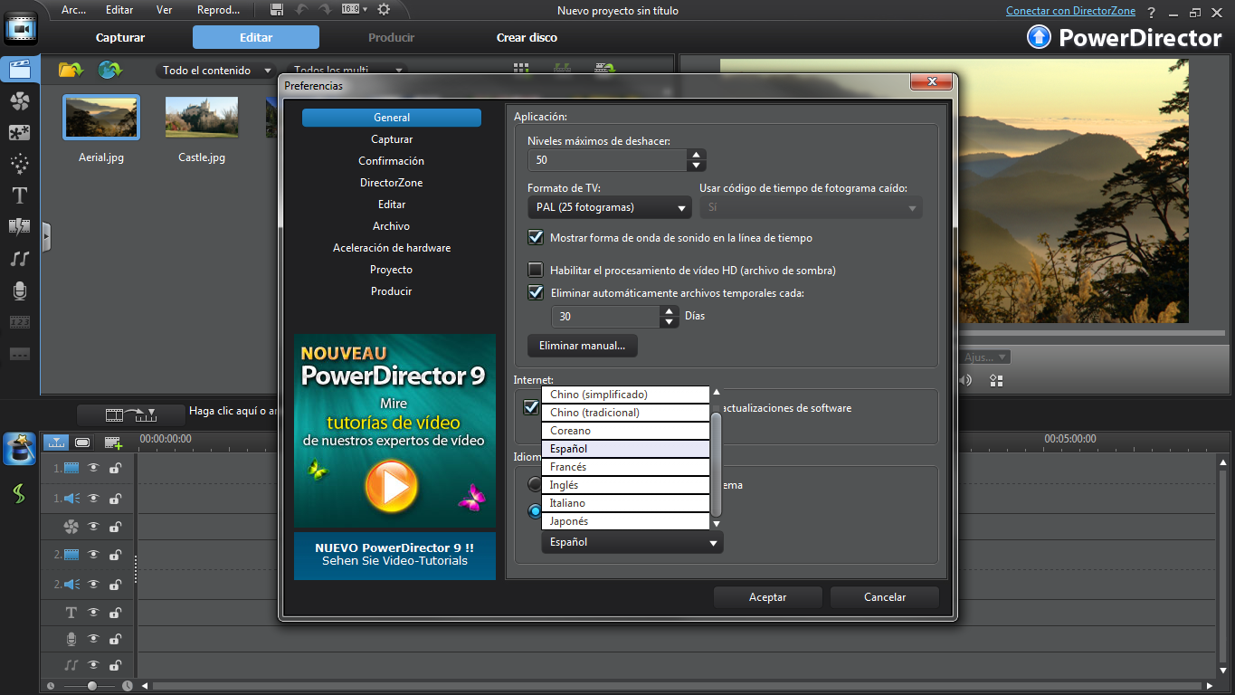 cyberlink powerdirector 13 core keygen