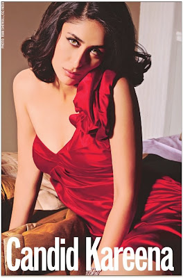 Kareena Kapoor – GQ Magazine (January 2010)