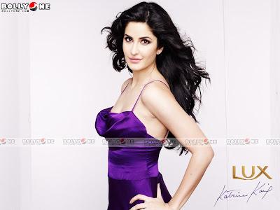 Katrina Kaif LUX Print Ads Pics