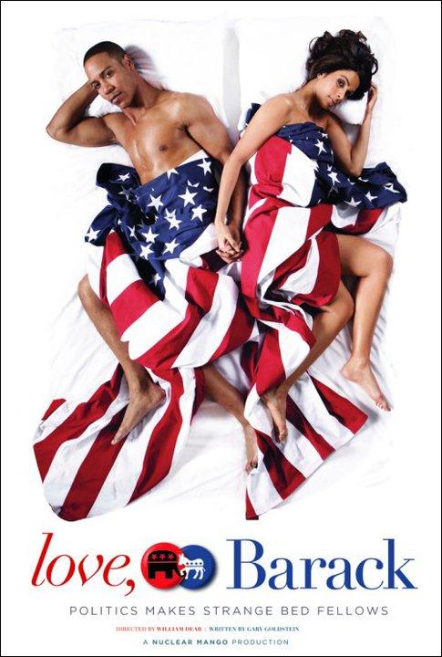 Mallika Sherawat's Sizzling Hot Love Barack Posters