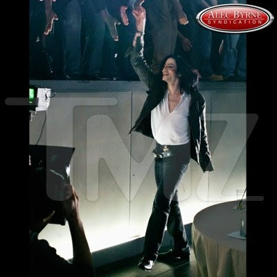 Michael Jackson Last Video Shoot Photos
