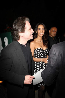 Mallika Sherawat Enjoys With Yanni at Ivy Restaurant:Exclusive Photos