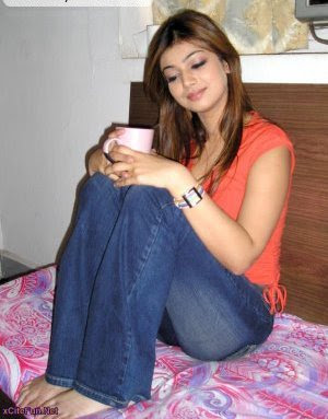 Ayesha Takia In Her Bedroom