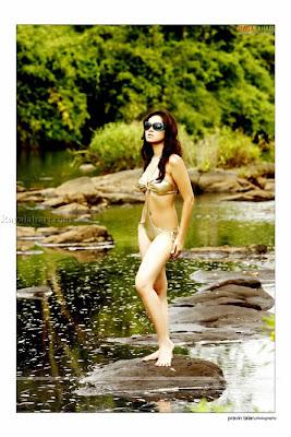 Nisha Kothari In hot Bikini