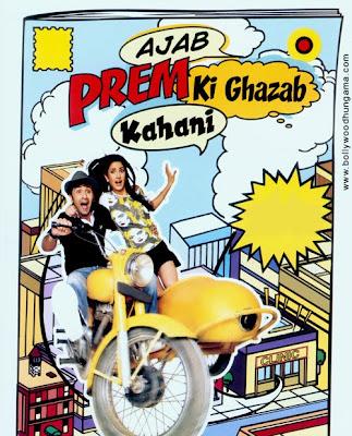 First Look: Ajab Prem Ki Ghazab Kahani