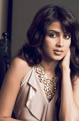 Genelia D'souza's Photoshoot for Verve Magazine