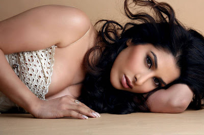 Sophie Choudry Sizzling Shoot for FHM