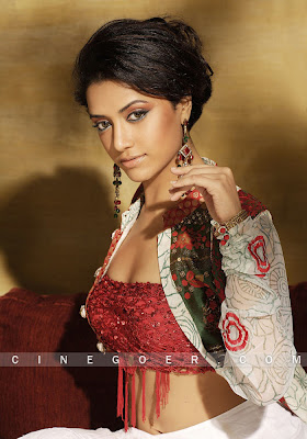 Mamta Mohandas in a sizziling Glam Shoot