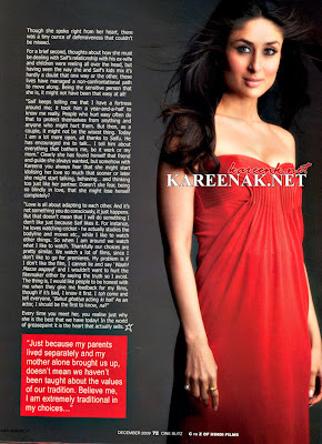 Kareena Kapoor Hot Cineblitz Photoshoot
