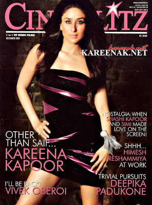 Kareena Kapoor Hot Cineblitz Photoshoot