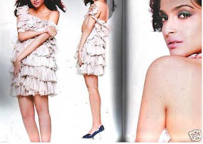 Sonam Kapoor Hot Filmfare Photoshoot