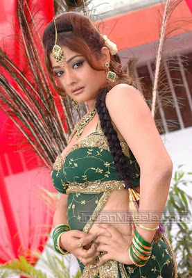 Kiran Rathod Sexy Pics From Movie Guru Shishyan