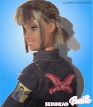 skinhead barbie
