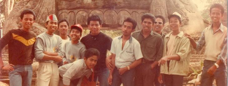 Di Kota Malang 1982