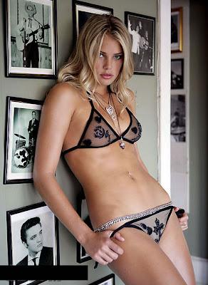 Tori Praver Hot Sexy Style  Model Nort American