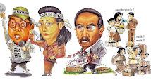 karikatur grup, tokoh november 2008
