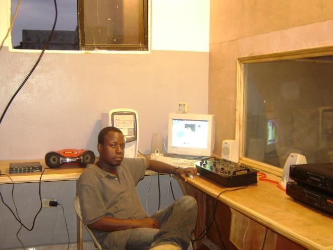 Cyrus SIBERT PDG de RADIO SOUVENIR FM - LA RADIO DE LA RENAISSANCE.